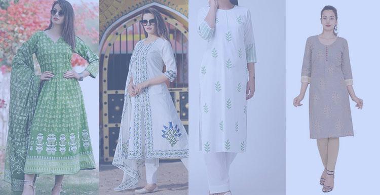 cotton kurti deals this sumemr