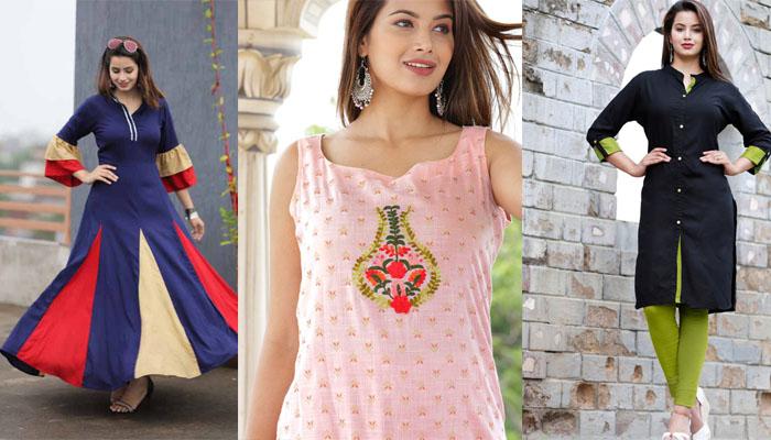 kurti sleeves designs guide