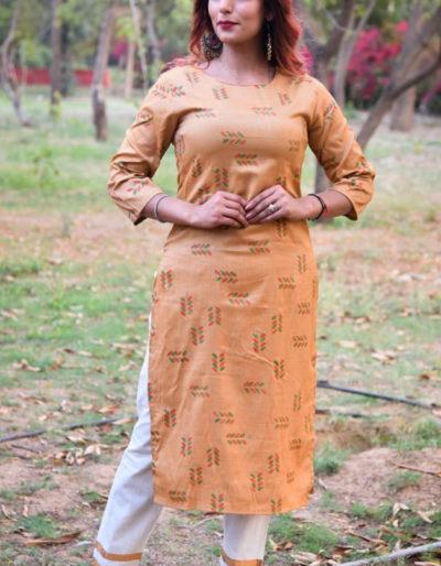 South cotton kurti