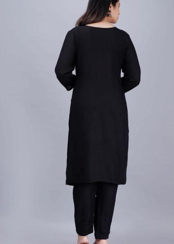 Full Sleeves kurti and palazzo
